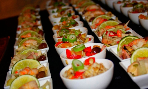 Finger food Ariana Events www.arianaevents.com